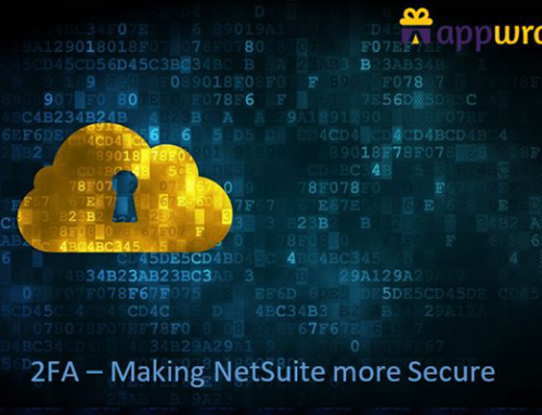 2FA – Making NetSuite more Secure