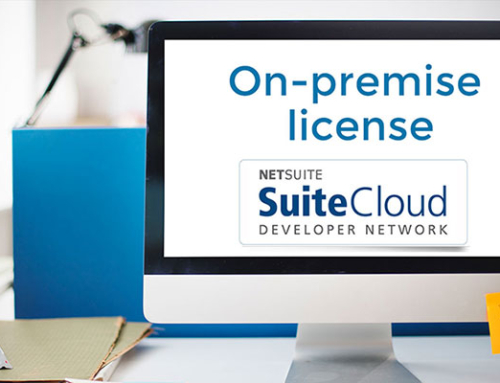 On Premise License – Setting up in SFDC and in NetSuite